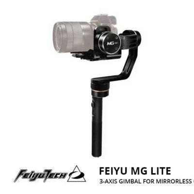 Feiyu MG Lite 3-Axis Gimbal for Mirrorless Camera