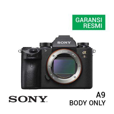 jual Kamera Mirrorless Sony A9 Body Only harga murah surabaya jakarta