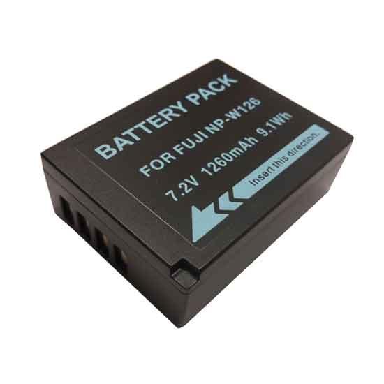 Jual Baterai Digital NP-W126