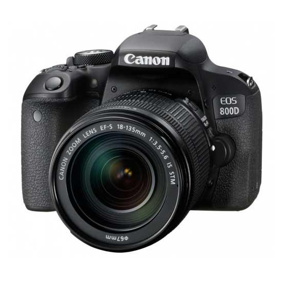 Jual Canon EOS 800D Kit EF-S 18-135mm IS STM Murah. Cek Harga Canon EOS 800D Kit EF-S 18-135mm IS STM disini, Toko Kamera Online Surabaya Jakarta - Plazakamera.com