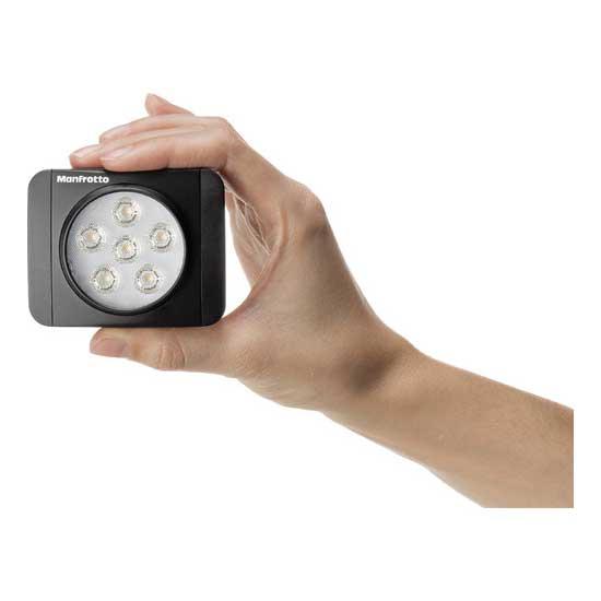 Jual Manfrotto Lumimuse 6 LED Light Murah. Cek Harga Manfrotto Lumimuse 6 LED Light di Toko Kamera Online Indonesia - Plazakamera.com