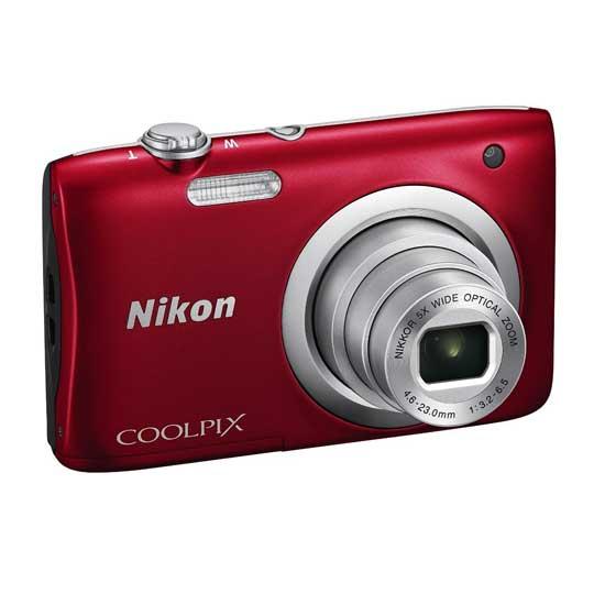 Jual Kamera Nikon Coolpix A100 Red Murah. Cek Harga Kamera Nikon Coolpix A100 Red di Toko Kamera Online Surabaya Jakarta - Plazakamera.com