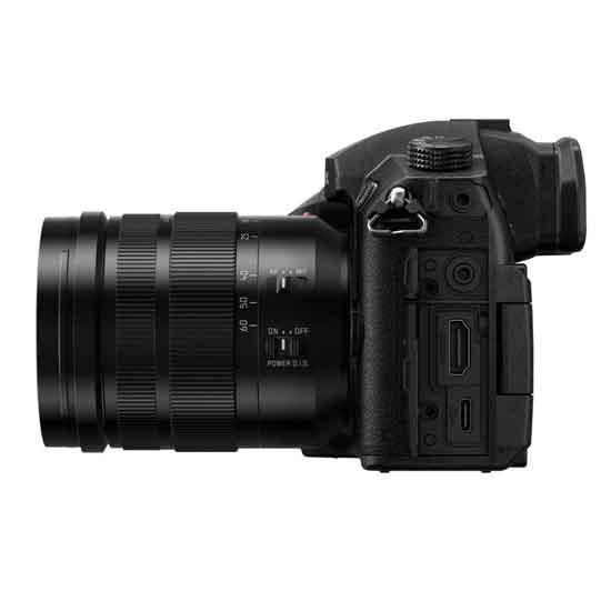 Jual Kamera Panasonic Lumix DC-GH5 Kit LEICA 12-60mm f/2.8-4.0 ASPH Murah. Cek Harga Kamera Panasonic Lumix DC-GH5 Kit LEICA 12-60mm f/2.8-4.0 ASPH disini, Toko Kamera Online Surabaya Jakarta - Plazakamera.com