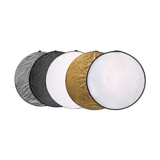 Jual Tronic Reflector 5in1 80cm Murah. Cek Harga Tronic Reflector 5in1 80cm disini, Toko Aksesoris Kamera Online - Plazakamera.com