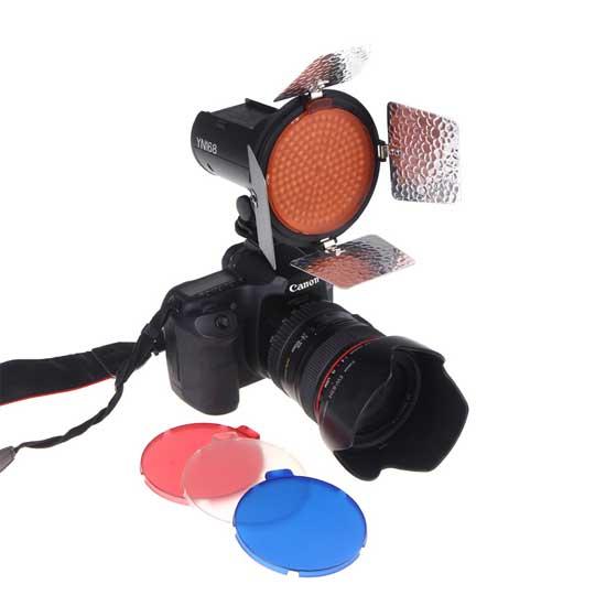 Jual YongNuo YN-168 LED Video Light