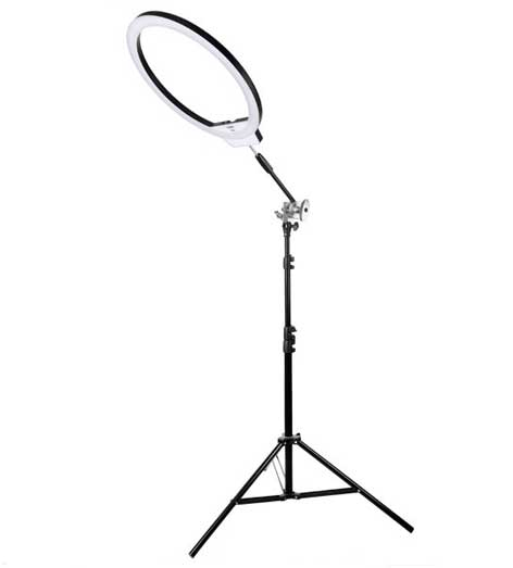 Jual YongNuo YN-608 LED Video Ring Light