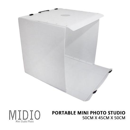 jual Midio 2 Portable Photo Studio