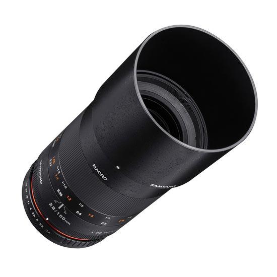 jual Samyang 100mm F2.8 ED UMC MACRO for Canon