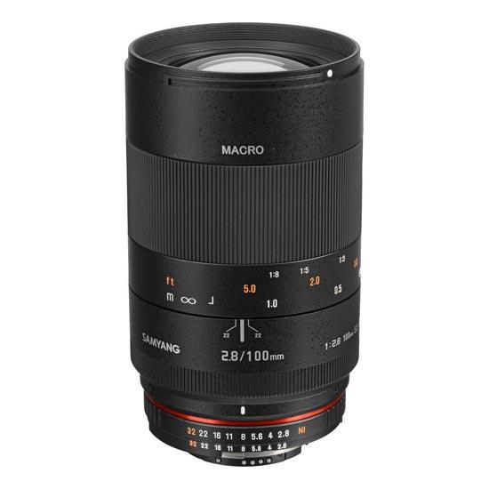 jual Samyang 100mm F2.8 ED UMC MACRO for Nikon AE