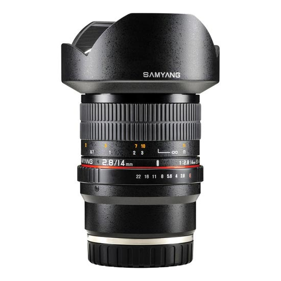 jual Samyang 14mm F2.8 ED AS IF UMC for Sony NEX