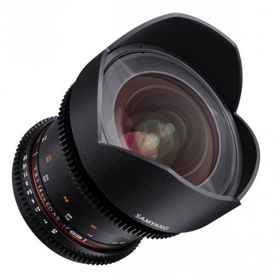 jual Samyang 14mm T3.1 VDSLR ED AS IF UMC II for Nikon