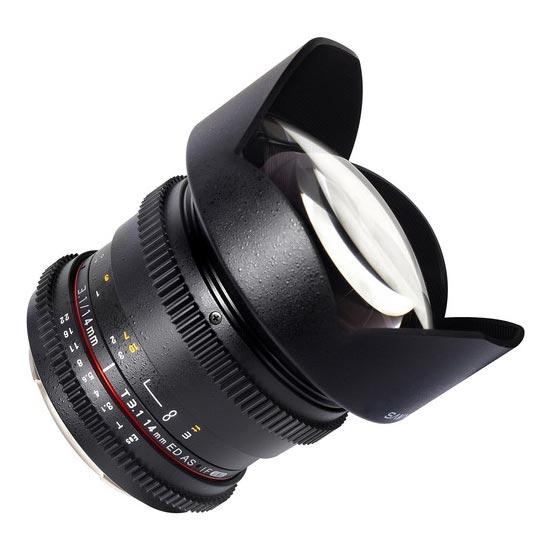 Jual Lensa Samyang 14mm T3.1 VDSLR ED AS IF UMC II for Sony Murah. Cek Harga Lensa Samyang 14mm T3.1 VDSLR ED AS IF UMC II for Sony disini, Toko Kamera Surabaya Jakarta - Plazakamera.com