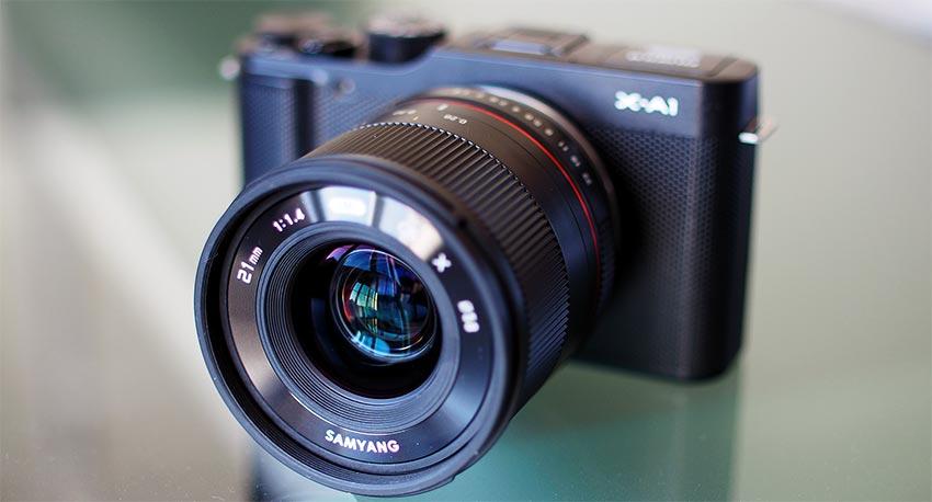 jual Samyang 21mm F1.4 ED AS UMC CS for Sony NEX