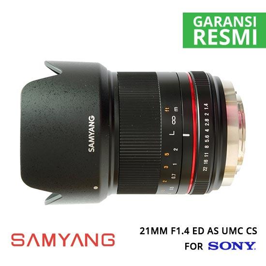 jual samyang 21mm f1 4 ed as umc cs for sony nex harga dan spesifikasi Sony Camera 3N Sony Camera 3N