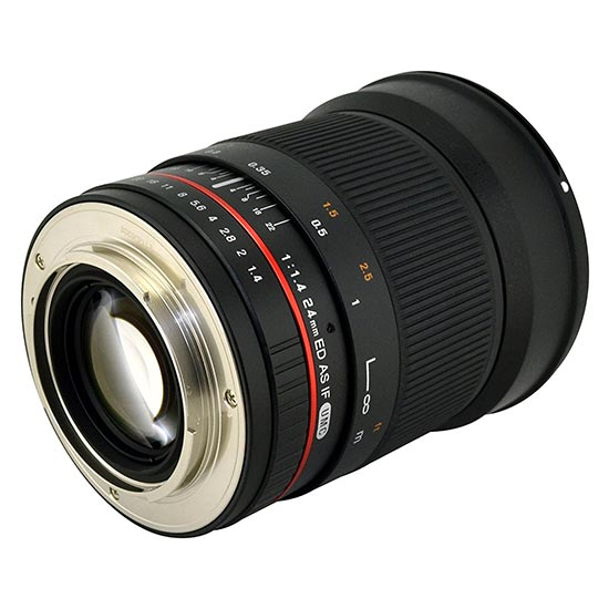 jual Samyang 24mm F1.4 ED AS UMC for Sony