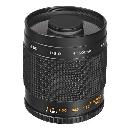 jual Samyang 500mm F8.0 Compact Reflex Mirror Lensa