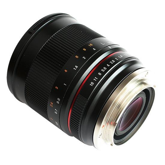Jual Lensa Samyang 50mm F1.2 AS UMC CS for Sony NEX. Cek Harga Lensa Samyang 50mm F1.2 AS UMC CS for Sony NEX disini, Toko Kamera Online - Plazakamera.com