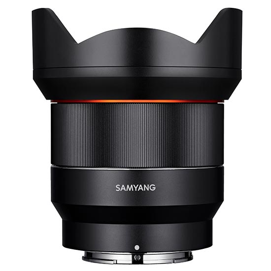 jual Samyang AF 14mm F2.8 FE for Sony NEX