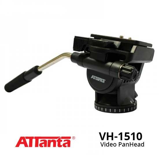 Jual Attanta Video Head VH-1510 Murah. Cek Harga Attanta Video Head VH-1510 disini, Toko Aksesoris Kamera Surabaya Jakarta - Plazakamera.com