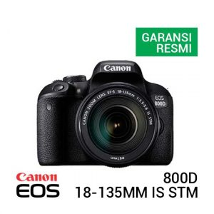 Canon EOS 800D Kit EF-S 18-135mm IS STM