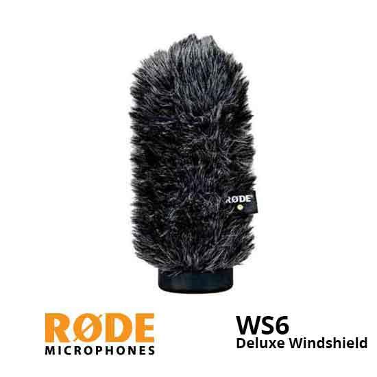 Jual RODE WS6 Deluxe Windshield Murah. Cek Harga RODE WS6 Deluxe Windshield disini, Toko Aksesoris Kamera Online Surabaya Jakarta - Plazakamera.com