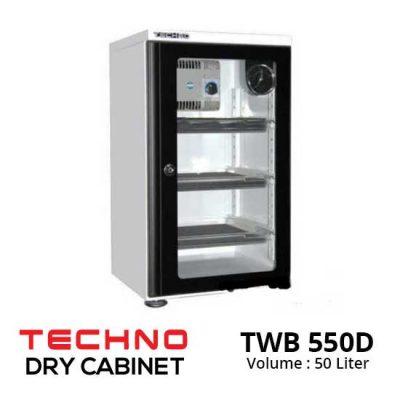 Jual Techno TWB 550D Dry Cabinet Murah. Cek Harga Techno TWB 550D Dry Cabinet disini, Toko Aksesoris Kamera Surabaya Jakarta - Plazakamera.com