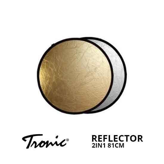 Jual Tronic Reflector 2in1 81cm Murah. Cek Harga Tronic Reflector 2in1 81cm disini, Toko Aksesoris Kamera Online - Plazakamera.com