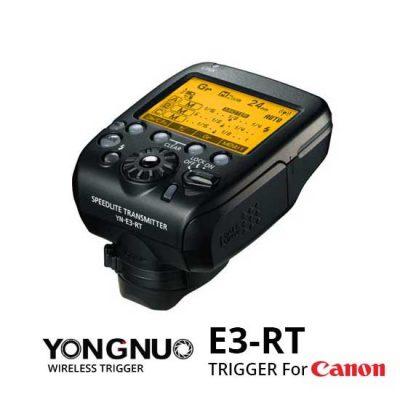YongNuo E3-RT Wireless TTL Trigger for Canon