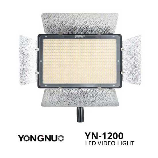 YongNuo YN-1200 LED Video Light
