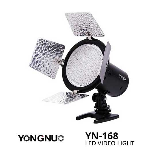 YongNuo YN-168 LED Video Light