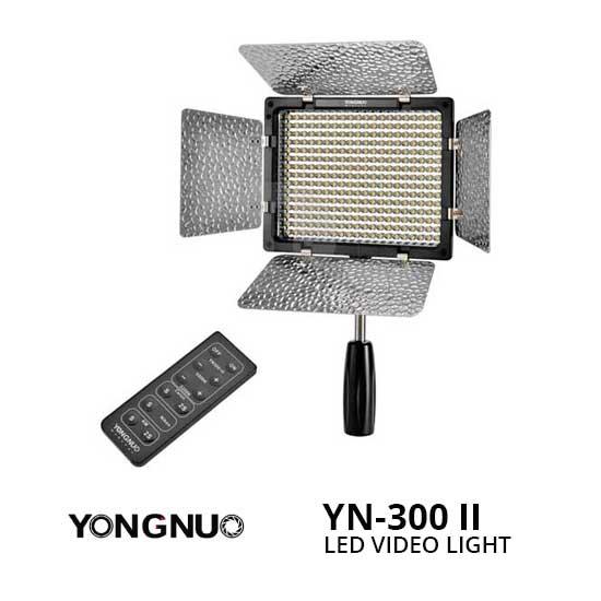 YongNuo YN-300 II LED Video Light