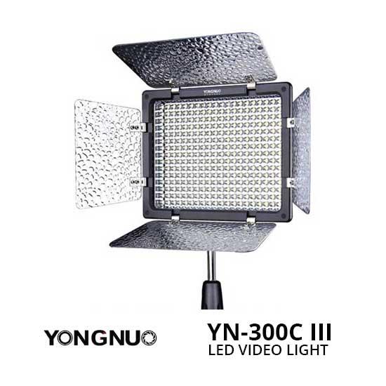 YongNuo YN-300C III LED Video Light