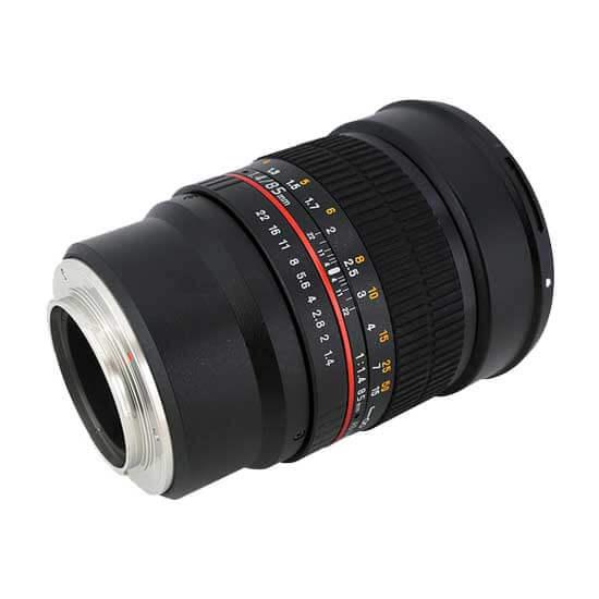 jual lensa Samyang 85mm F1.4 AS IF UMC for Sony NEX harga murah surabaya jakarta