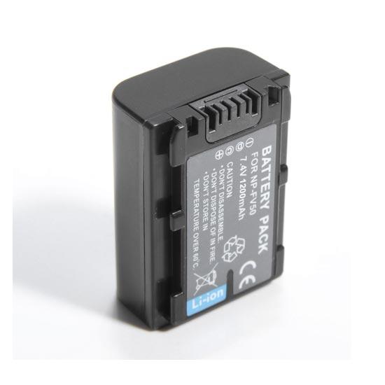 jual Baterai Digital NP-FV50