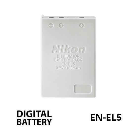 jual Baterai Digital Nikon EN-EL5