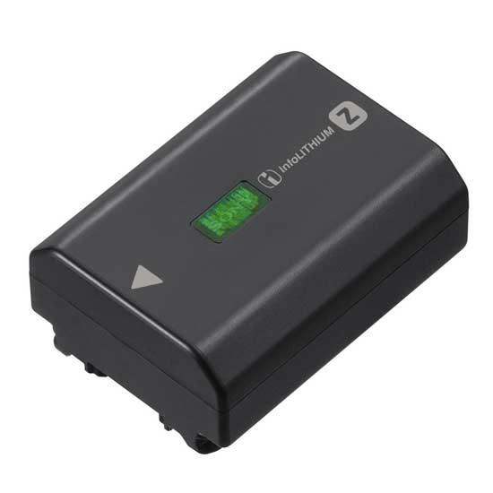 Baterai Original Sony NP-Z100
