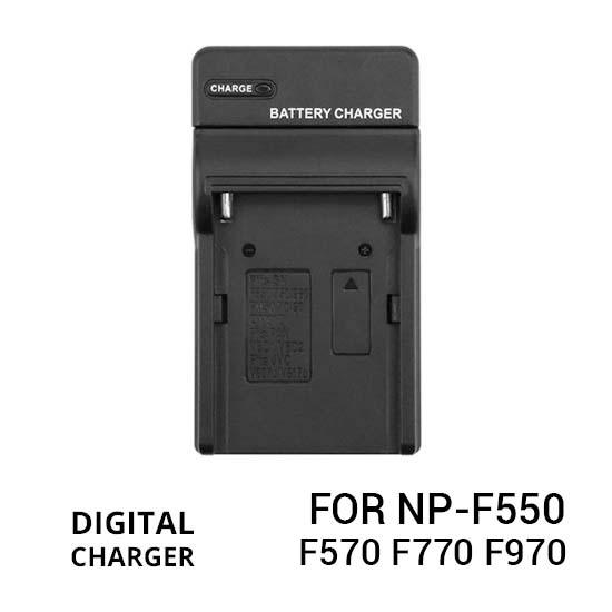 Jual Charger Digital NP-F550 F570 F750 F770 F970 Harga Murah dan Spesifikasi