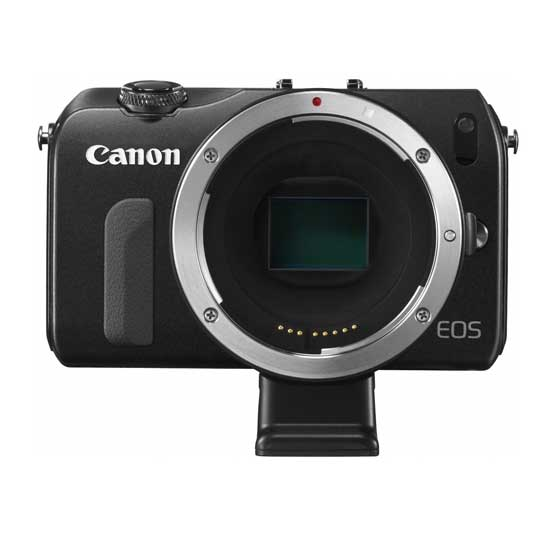 Jual Canon Mount Adapter EF-EOS M