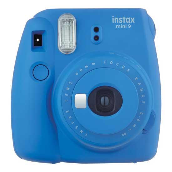 Fujifilm Instax Mini 9 Cobalt Blue Harga Dan Spesifikasi