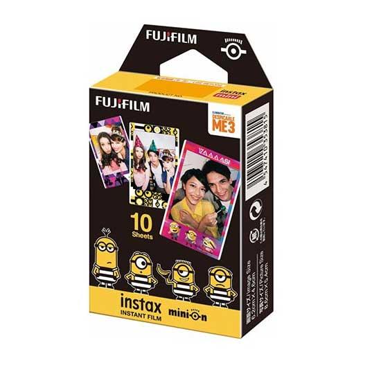 Jual FujiFilm Refill Instax Mini Minion