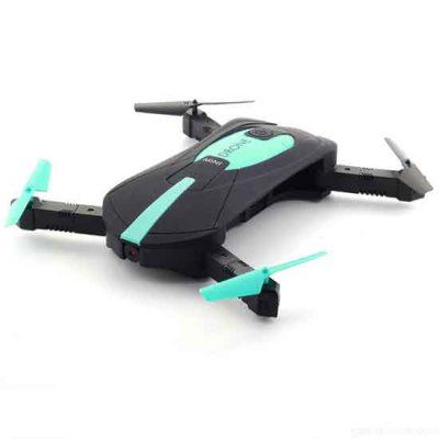 Jual JDTOYS JD-18 Foldable Selfie Drone RC Quadcopter