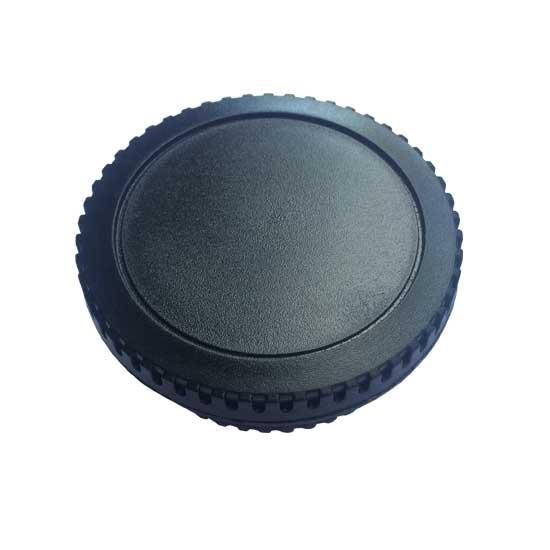 Jual Rear & Body Cap for Canon Black