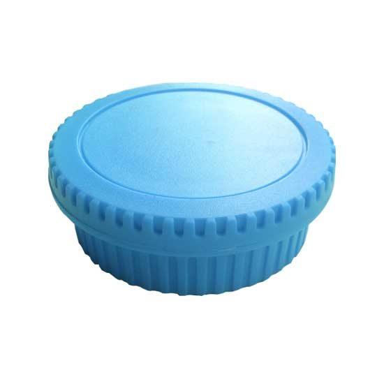 Jual Rear & Body Cap for Canon Light Blue