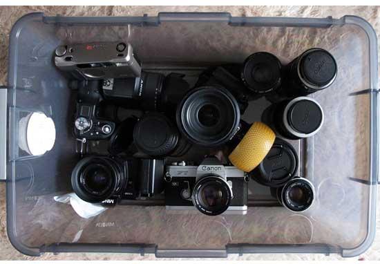Jual Samurai Dry Box F-580