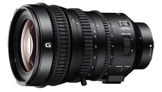 Jual Sony E PZ 18-110mm f4 G OSS