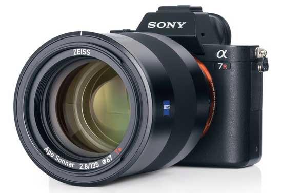 Jual Zeiss Batis 135mm f/2.8 Lens for Sony E Mount