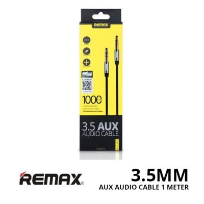 jual Remax 3.5mm Aux Audio Cable 1 meter