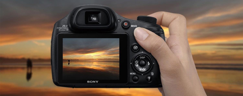 jual Sony Cyber-shot DSC-HX350
