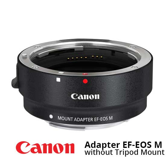 Thumb Canon Mount Adapter EF-EOS M without Tripod Mount