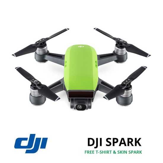 jual drone DJI Spark - Meadow Green harga murah surabaya dan jakarta